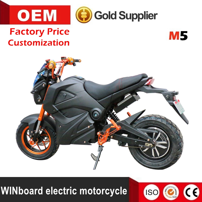 WINboard M5 3000w 85km/h 75km distance 72v lead acid battery cheap electric chinese racing electic motorbike motorcycle