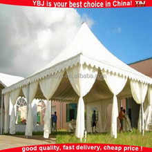 YBJ strong material clear indoor wedding tents
