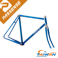 Fixed gear Fixie bike single speed frame set