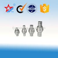 Aluminum Storz adapter , 50mm ,65mm for fire suppliers,fire fighting hose couplings,cast iron valve