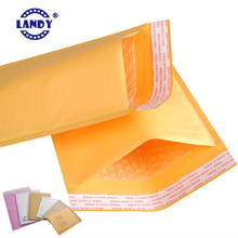 Durable environmentally friendly jiffy bag gold Custom sizes manufacturers uk manchester