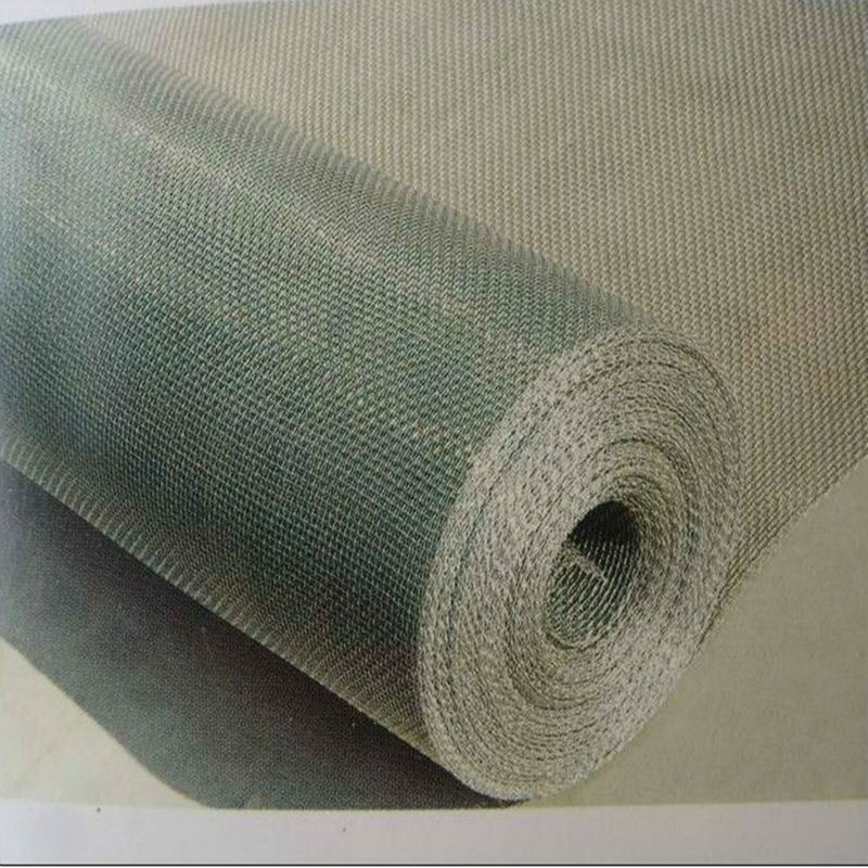 fine stainless steel wire mesh food grade stainless steel wire crimped wire mesh