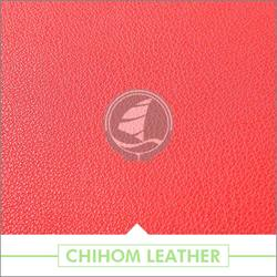 DRR2-08 Hot sale 5-year hydrolysis Fashion cherry artificial leather fabric