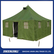 Green Single Layers the need tob uild 3 - 4 Person unhcr relief tent