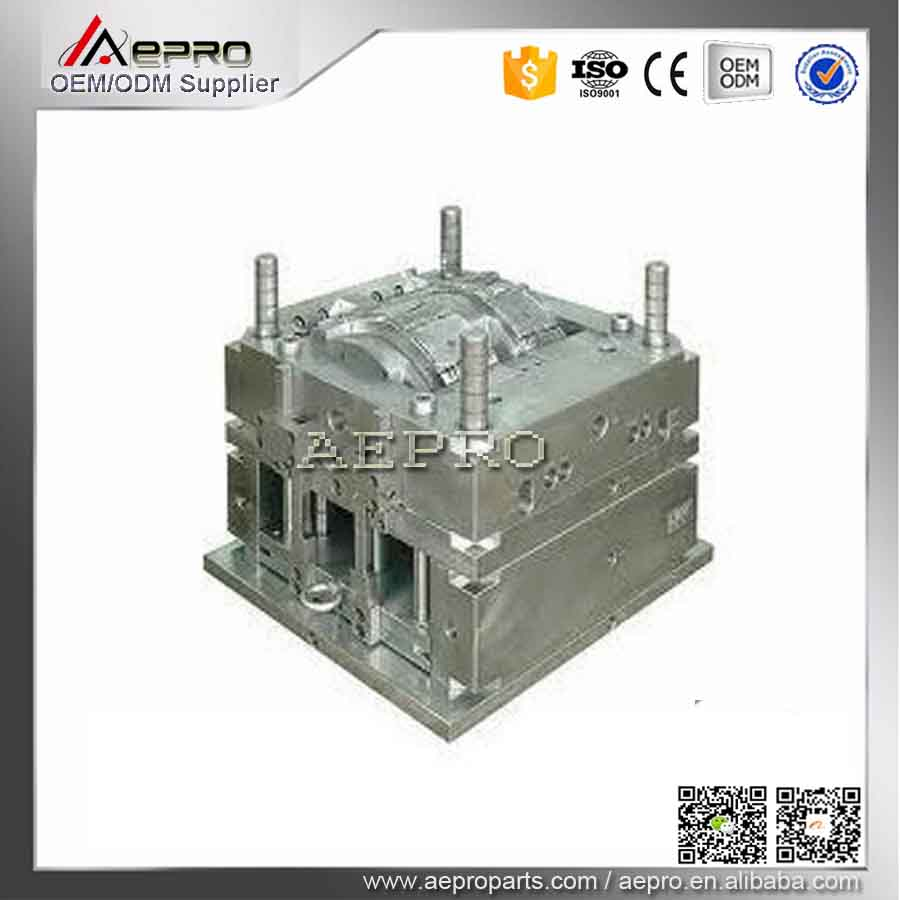 Hot selling machine plastic injection mold cost