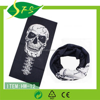 custom logo tube scarf headkerchief
