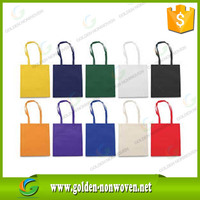 Customize large nonwoven shopping tote bag manufacturer from china/logo printing nonwoven grocery bag