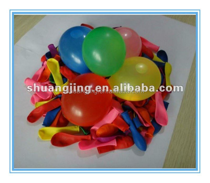 magic rubber water balloons