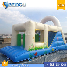 China Factory mickey mouse jumping castle bouncy castle jumping castle For Sale