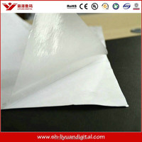 clear vinyl adhesive backed, clear plastic vinyl adhesive film