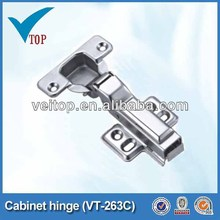 Iron furniture cabinet top hung window hinge