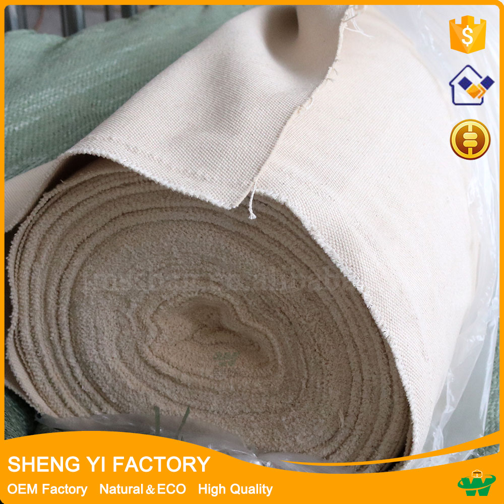 high quality recycled organic cotton fabric price