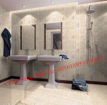 3D digital printing technology, high quality wall <strong>tiles</strong>, waterproof functions, 300x600mm