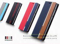 Wallet Credit Card Magnetic Flip Leather Case Cover for Samsung Galaxy Express i8730