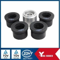 rubber bushing for machine engine mount rubber bushing spring rubber bush