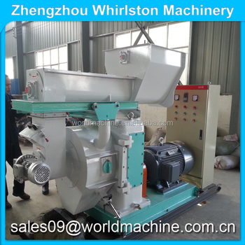 best selling high efficiency wood pellet plant