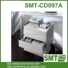 europe style office room modern wheels files cabinet