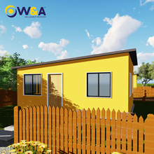 (WAS1012-36S)Alibaba Customized Prefabricated Homes luxury