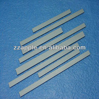 ISO9001 sintered carbide rectangular strips
