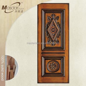 American Exterior Walnut Wood Door And Glass Buy