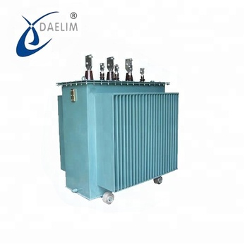 Factory direct price 20 kv 315 kva oil immersed power transformer
