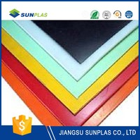 ABS Light proof plastic sheet cover