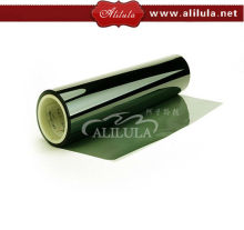 UV Rejection Up to 99% Solar Laminated Olive Colored PET Metalized Film