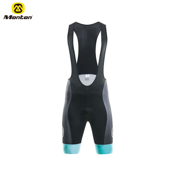 Customized Full Sublimation Breathable Team Cycling Bib Shorts with Best Pads