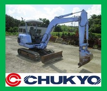 Japanese Used Mini Excavator For Sale Hitachi EX 30 - 2 <SOLD OUT>