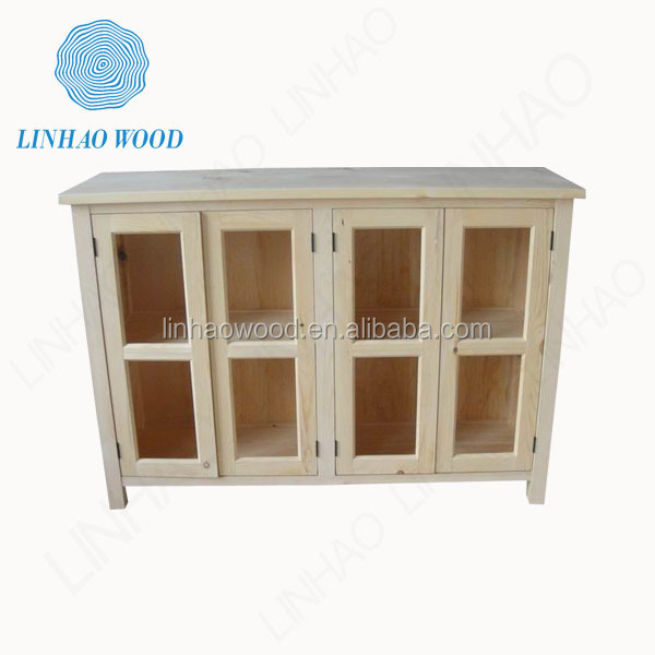 Hot sale handmade unfinished baby wood cabinets buy baby wood cabinets unfinished wood kitchen - Unfinished kitchen cabinets sale ...
