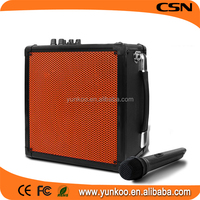45W multimedia active stage speaker bluetooth portable speaker