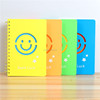 Smiling Face Diary Notebook Office Stationery