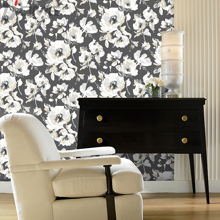 Uhome Relief 3D Effect German Wallpaper for Interior Wall Coating