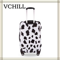 Animal Printed Hard Children Cartoon Luggage