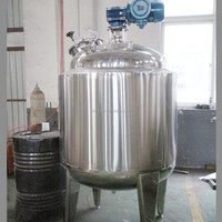 Steam Electric Heating Stainless Steel Fermentation