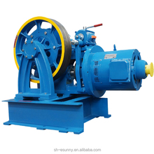 lifting tractor machine, lift with traction machine elevator parts