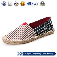 High quality sole shoes yellow sole canvas shoes super soft sole shoes