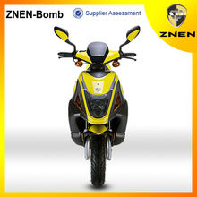 ZNEN MOTR --125CC gas scooters with chinese scooter parts