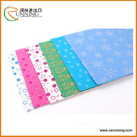 Alibaba china supplier School Book Cover sheet pvc material