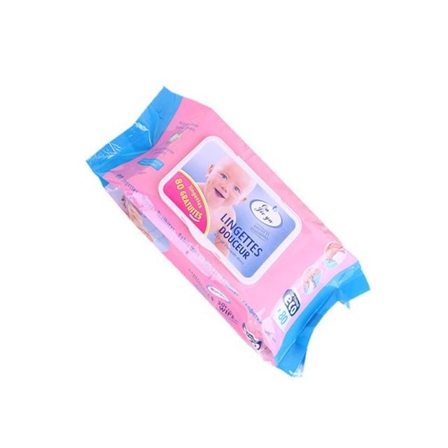 Best-selling high quality baby wet tissue