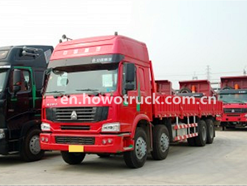 8x4 double bed Cargo truck for sale in dubai ZZ1317M3861V(ZZ1317N3867A)