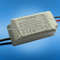 9w 700ma 13v triac dimmable or not dimmable led driver, led transformer , lighting power supply with high quality and exw price