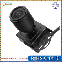 HD Infrared Waterproof Mini IP Camera ONVIF 2.0 1280 X 720P 2.8-12mm Manual Varifocal Zoom Lens 1.0MP Plug And Play With Bracket