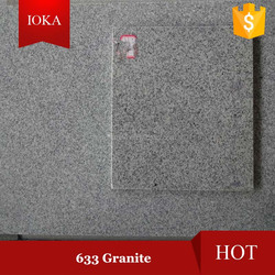 Chinese Sesame Grey Granite 633 Tiles
