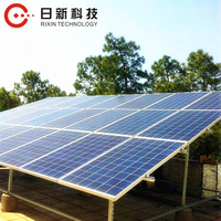 Mini Project 5KW New-solar Energy Systems For Home