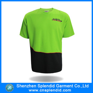 2015China Wholesale o-neck Men's T shirt, short sleeve solid color 100cottot-shirtn
