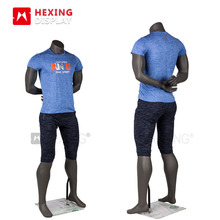 2017 Wholesale Sports Plus Size Fibergalass Running Male Model