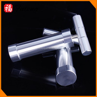 Wholesale tobacco custom smoking Aluminium Pollen press for dry herbal