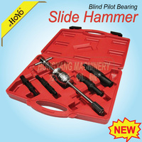Slide Hammer And Blind Hole Bearing Puller Set
