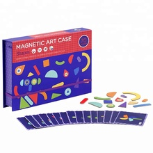 Factory Supply High Quality intelligent magnetic building shapes toys and small toys for <strong>kids</strong>